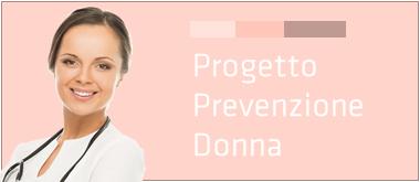 Progetto Prevezione Donna